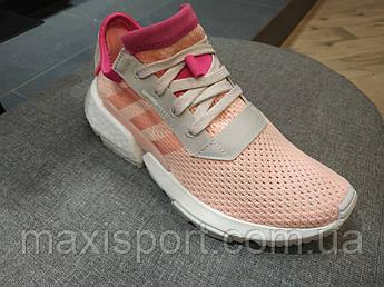 Кроссовки adidas POD-S3.1 J Pink Gray (EE8715) 36.5