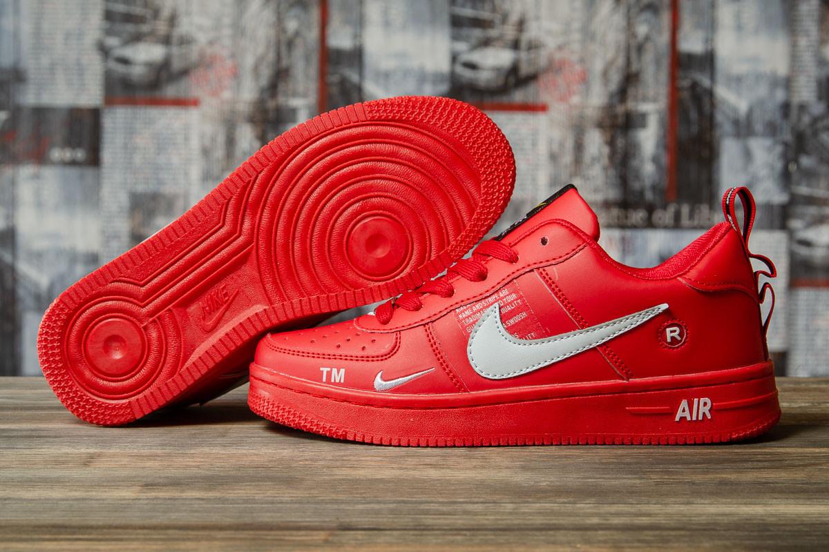 Кроссовки женские 16696, Nike Air, красные, [ 36 37 ] р. 36-22,5см.