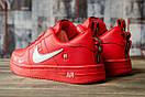 Кроссовки женские 16696, Nike Air, красные, [ 36 37 ] р. 36-22,5см., фото 4