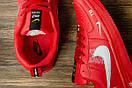 Кроссовки женские 16696, Nike Air, красные, [ 36 37 ] р. 36-22,5см., фото 5