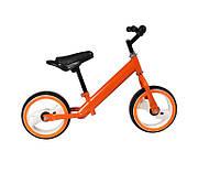 """Беговел Tilly оранжевый 12"""" Orange EVA светящиеся колеса T-212515 Orange"""