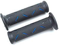 Рукоятки руля для мотоцикла ProGrip 717 22/25 мм черно синие