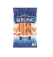 Сосиски Berlinki 250г