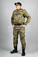 Костюм тактический Титан, Штурмовка камуфляж МТП хб