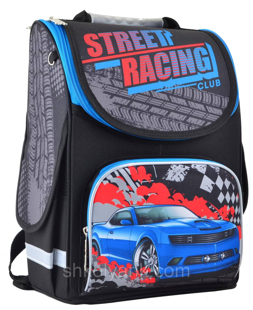 "Ранець ""Smart"" PG-11 Street racing 554515"