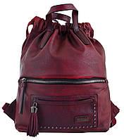 Рюкзак жіночий YES YW-11, бордовий, фото 1
