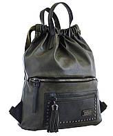 Рюкзак жіночий YES YW-11, хакі, фото 1