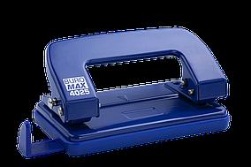 """Дирокол """"BuroMax"""" 10 арк. BM.4025-02 синій"""