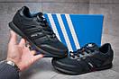 Кроссовки мужские 13062, Adidas Originals, темно-синие, [ 45 ] р. 45-28,9см., фото 2