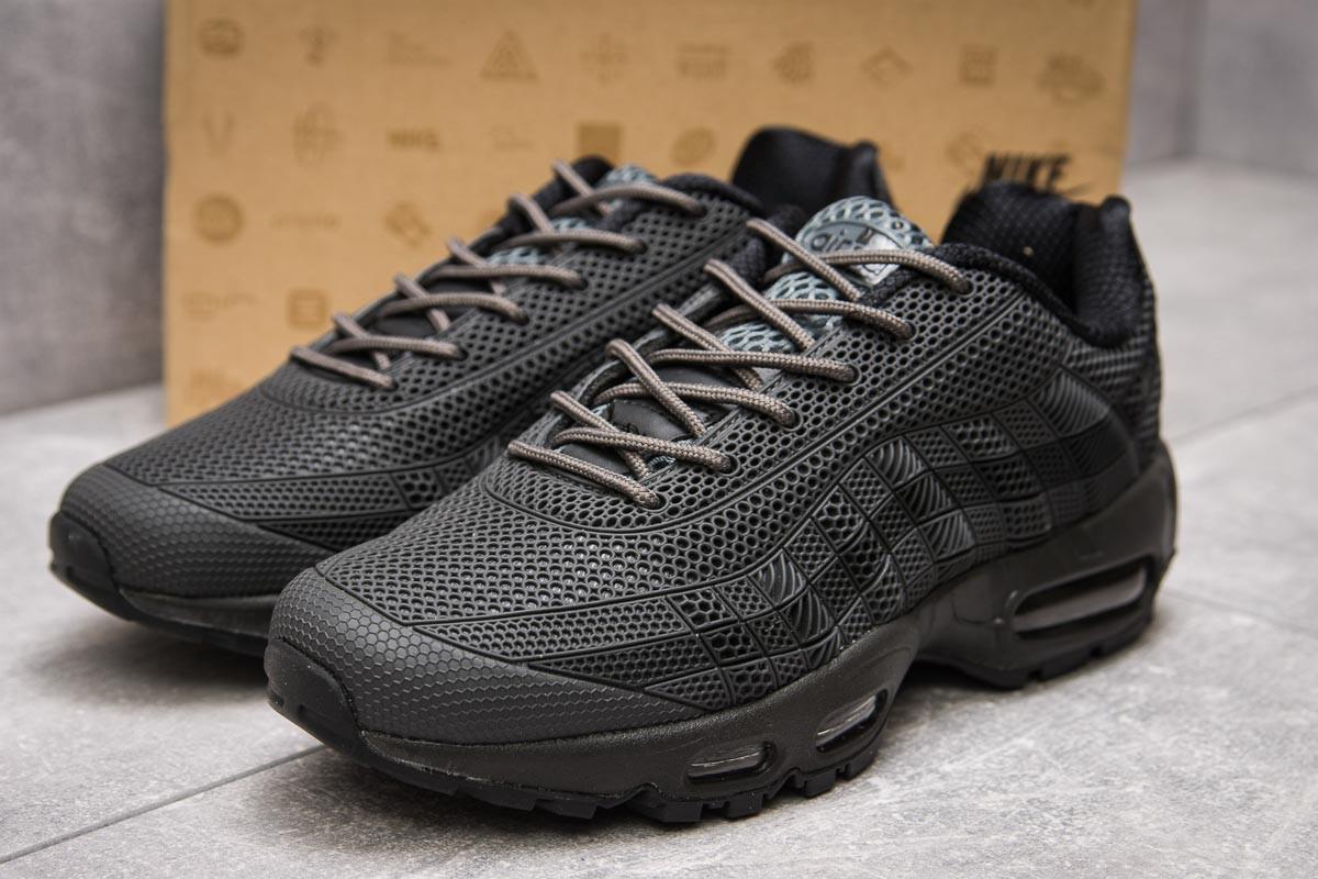 Кроссовки мужские 13902, Nike Air Max, черные, [ 41 ] р. 41-26,5см.