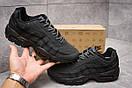 Кроссовки мужские 13902, Nike Air Max, черные, [ 41 ] р. 41-26,5см., фото 2