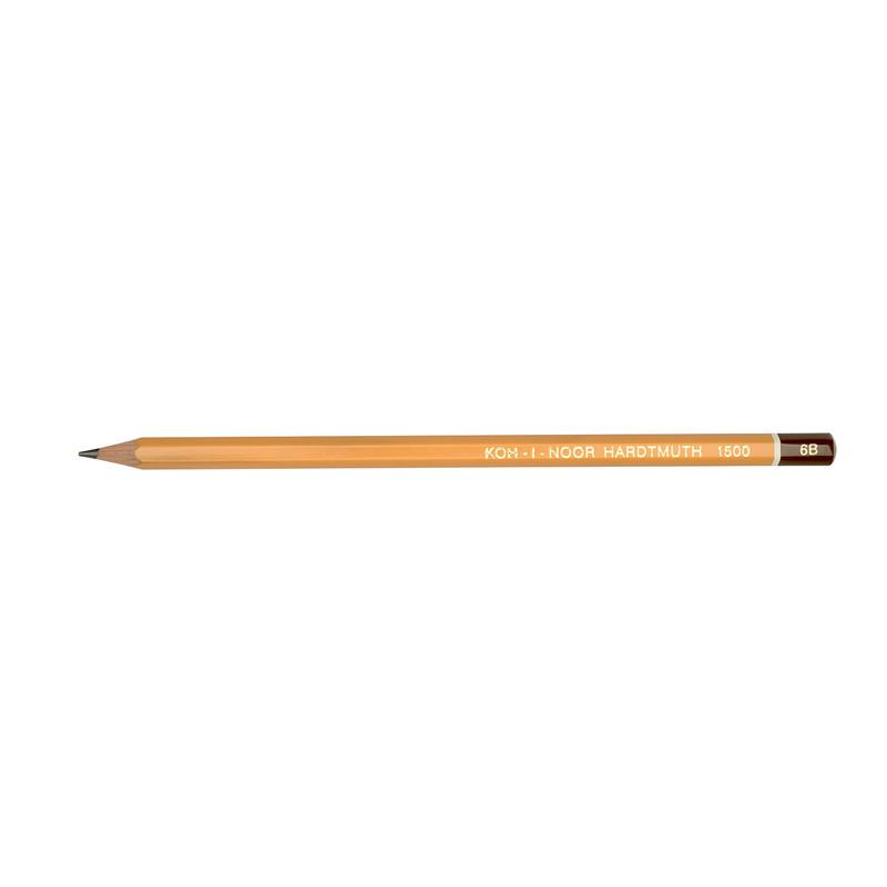 "Олівець""K-I-N"" Hardmuth 6B 1500"