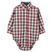 Бодик рубашка для мальчика 12 мес