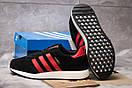 Кроссовки мужские 14884, Adidas Iniki, черные, [ 46 ] р. 46-29,5см., фото 4