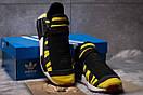 Кроссовки мужские 14923, Adidas Pharrell Williams, черные, [ 42 45 ] р. 42-27,0см., фото 3