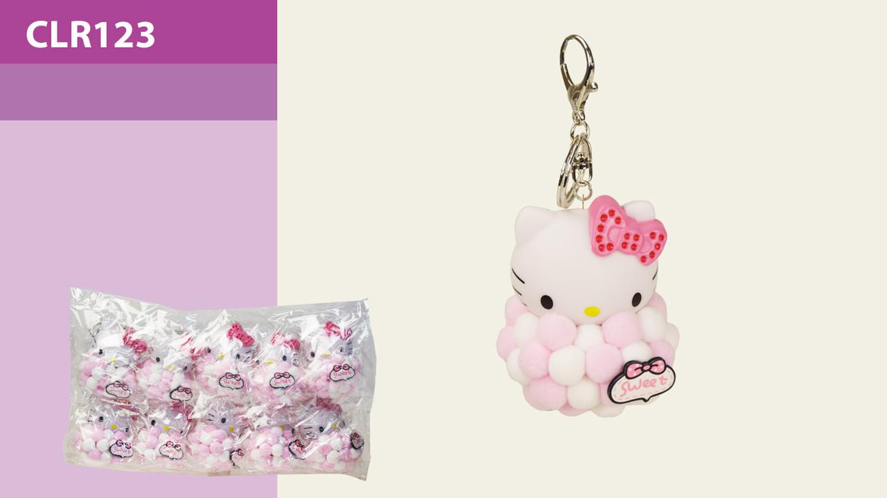 Брелок Hello Kitty CLR123