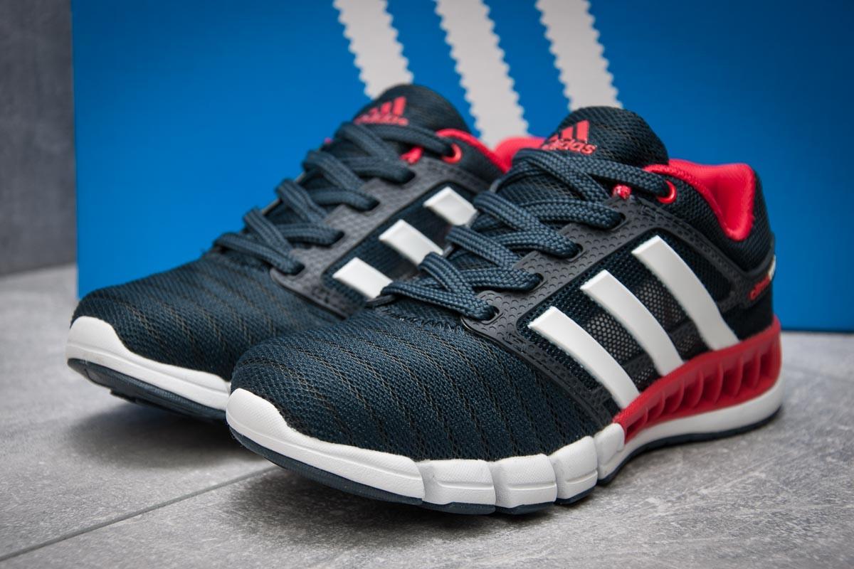 Кроссовки женские 13094, Adidas Climacool, темно-синие, [ 36 37 38 ] р. 36-22,2см.