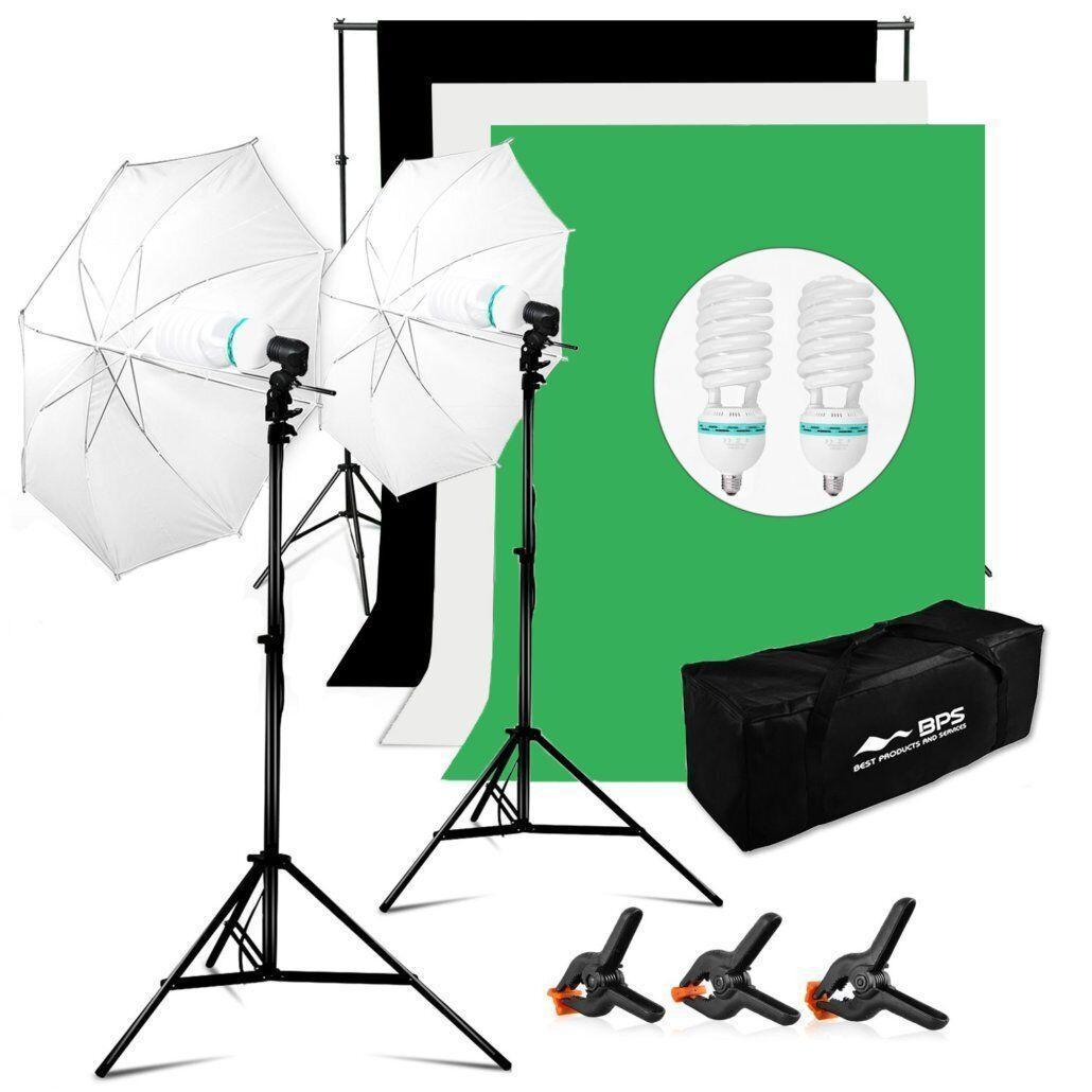 Набор постоянного студийного света FST PHOTO FF-153 (набор для фотографии)