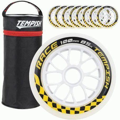 Колеса для роликовых коньков Tempish RACE 100x24  mm 88A (ST)