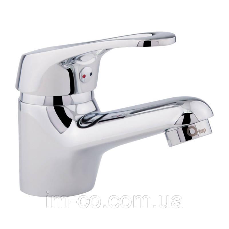 Смеситель для умывальника Q-tap Light CRM 001
