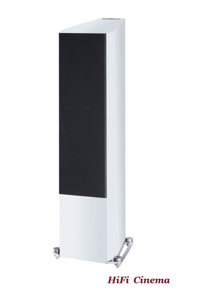 HECO Celan Revolution 9 White Satin - with grill - 1