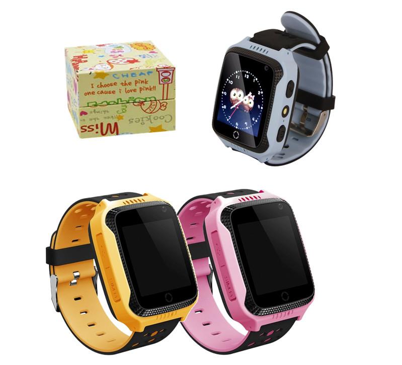Умные детские GPS часы Smart M05