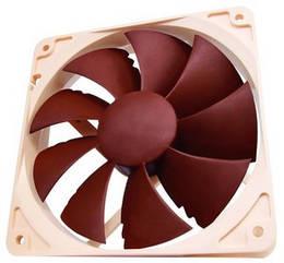 Вентилятор Noctua для корпуса 120x120x25мм SSO Bearing 1300 об/мин 17дБ 3pin+4pin бежевый