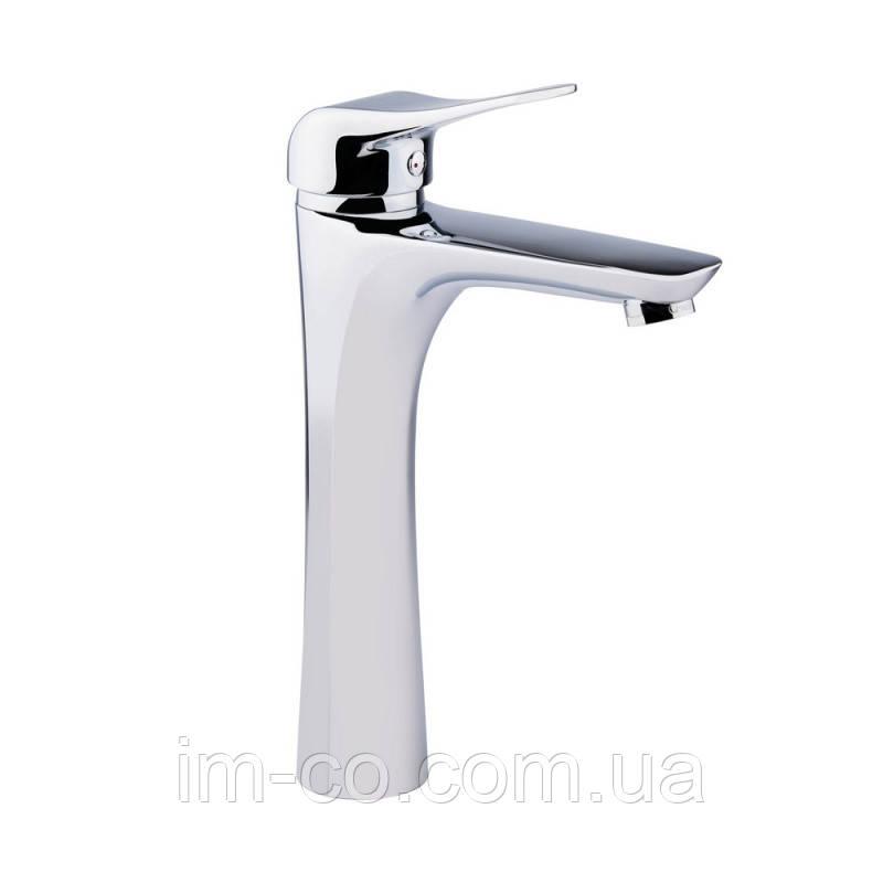 Смеситель для умывальника Q-tap Integra CRM 001XL