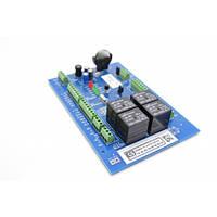 КСКД4-12К, Контролер керування доступом, 8000 перепусток, 1000 подій