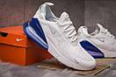 Кроссовки мужские 15114, Nike Air 270, белые, [ 42 ] р. 42-26,9см., фото 5