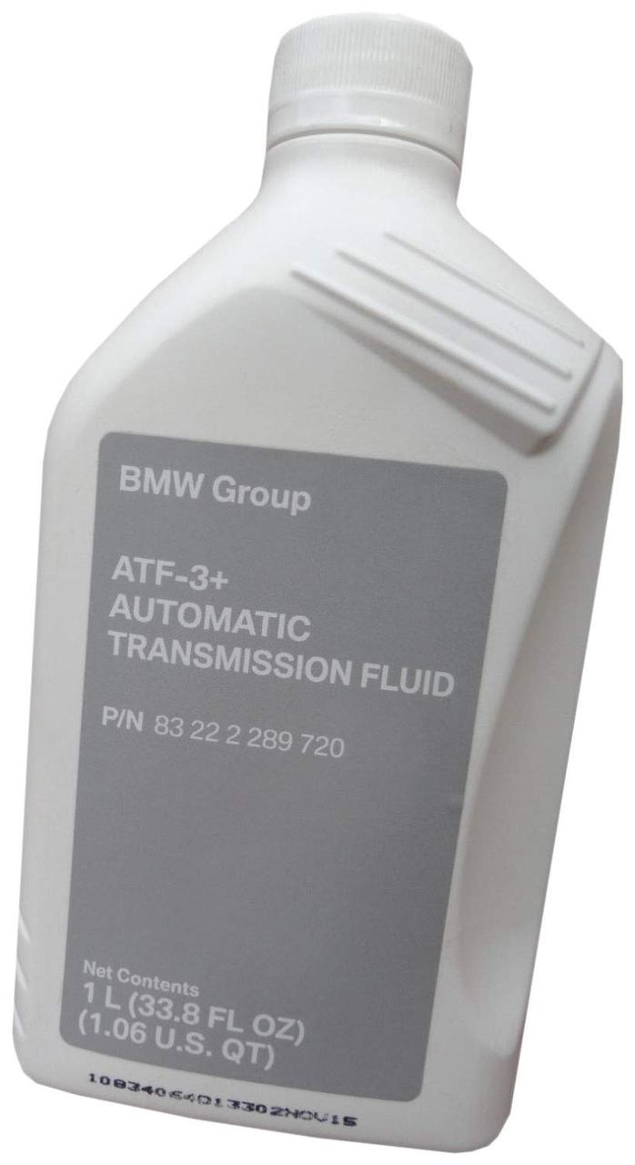 Трансмиссионное масло BMW ATF 3 1л