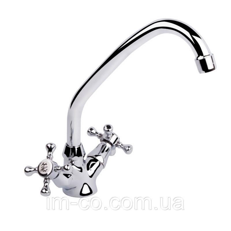 Смеситель для кухни Q-tap Mayfair CRM 271