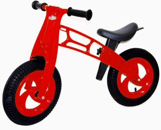 Велобег Kinderway 12 EVA колеса Красный (11-016 КР)