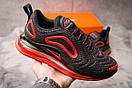 Кроссовки мужские 15252, Nike Air Max, черные, [ 44 45 ] р. 44-28,2см., фото 2