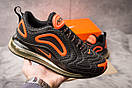 Кроссовки мужские 15254, Nike Air Max, черные, [ 41 44 ] р. 41-26,5см., фото 2