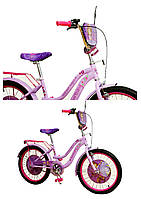 Велосипед 2-х колес 20'' 192001 со звонком,зеркалом,без доп.колес /1/