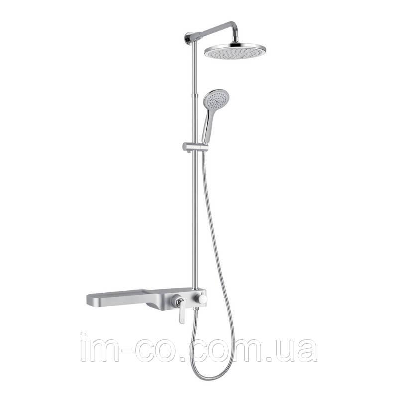 Душевая система Q-tap 1104 SIL