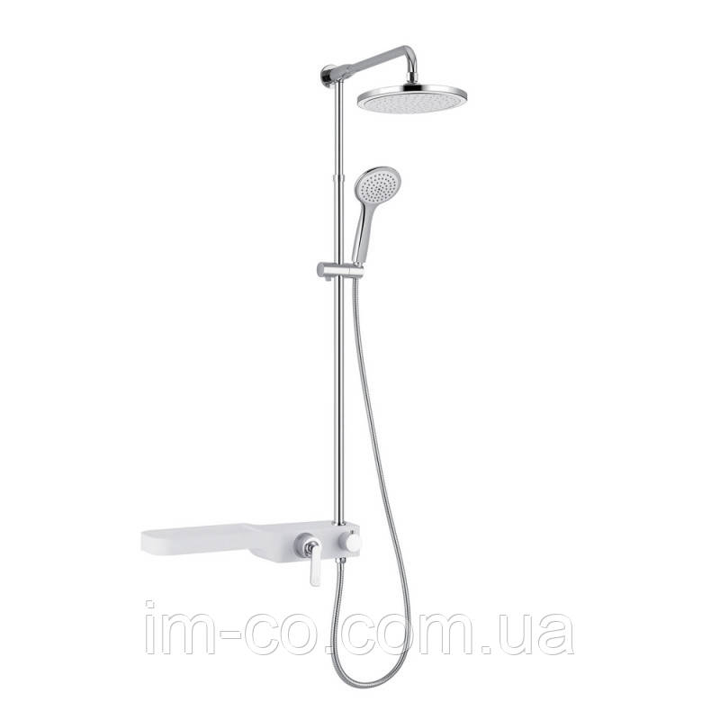 Душевая система Q-tap 1104 WHI