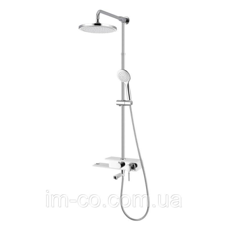 Душевая система Q-tap 1109 WHI