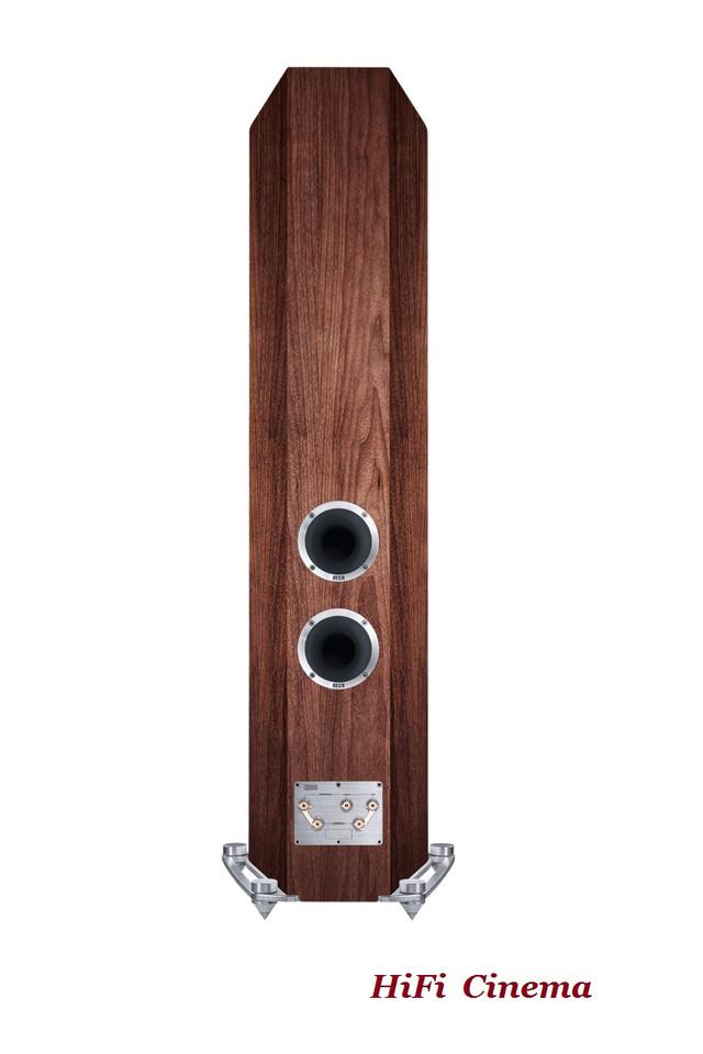 HECO Celan Revolution 9 Espresso Veneer - rear view - 1