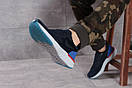 Кроссовки мужские 16101, Nike Epic React, темно-синие, [ 41 43 44 45 ] р. 41-26,8см., фото 5