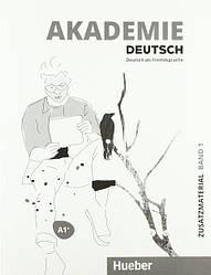 Akademie Deutsch A1+ Zusatzmaterial mit Audios online