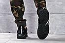 Кроссовки мужские 16191, Adidas Bounce, черные, [ 44 45 ] р. 44-28,5см., фото 3