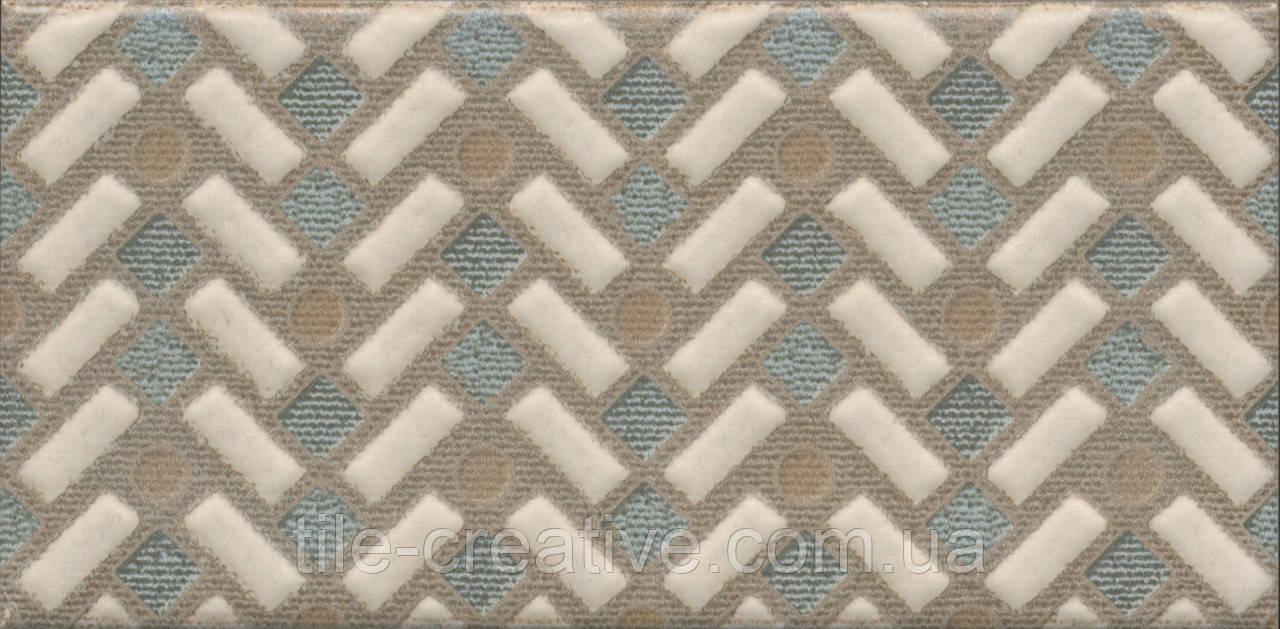 Керамічна плитка Декор Монтанеллі 7,4x15x6,9 VT\A112\16000