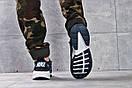 Кроссовки мужские 16223, Nike Air Huarache, темно-синие, < 46 > р. 46-29,5см., фото 3