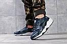 Кроссовки мужские 16223, Nike Air Huarache, темно-синие, < 46 > р. 46-29,5см., фото 4
