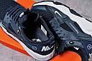 Кроссовки мужские 16223, Nike Air Huarache, темно-синие, < 46 > р. 46-29,5см., фото 5
