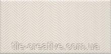Керамическая плитка Монтанелли бежевый структура 7,4x15x6,9 16083