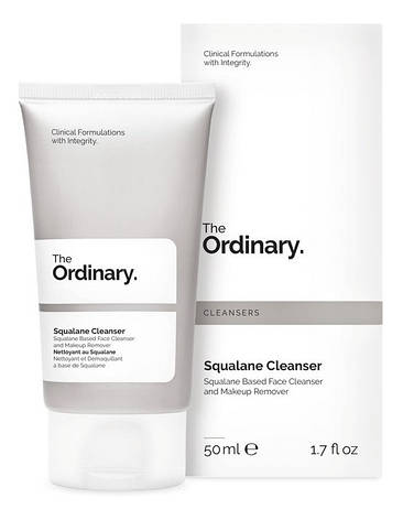 Очищающий бальзам для лица The Ordinary Squalane Cleanser 50 мл, фото 2