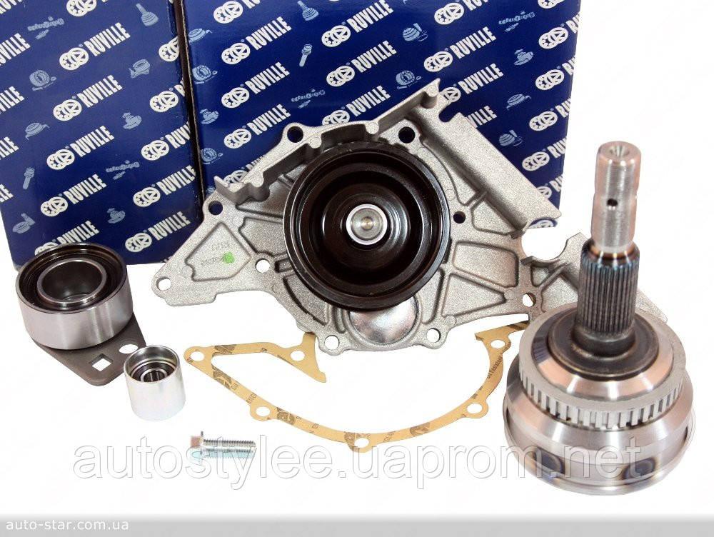 Наконечник перед. рул. тяги  VW CADDY II 1.6-1.9D 96-00